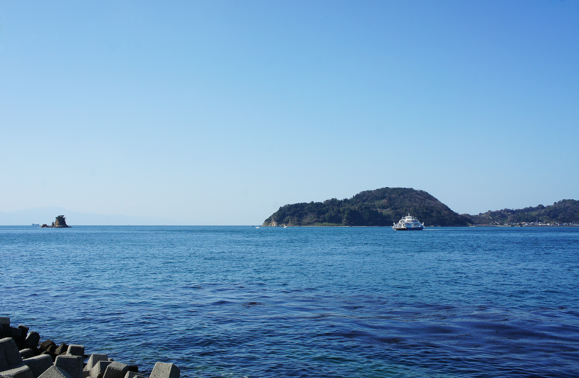 写真で見る松山の風景